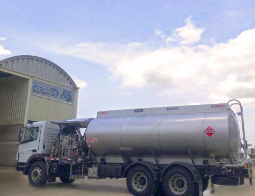 Otro Refueler  JET A1 de 18.000 litros (5000 galones)